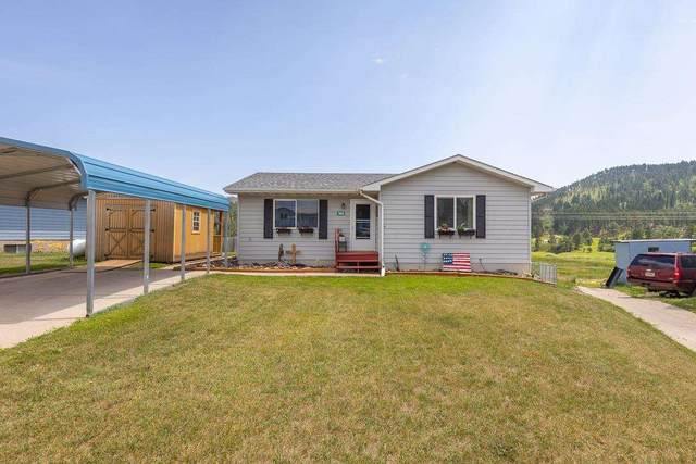 168 Top O Hill Court, Hill City, SD 57745 (MLS #69216) :: Dupont Real Estate Inc.