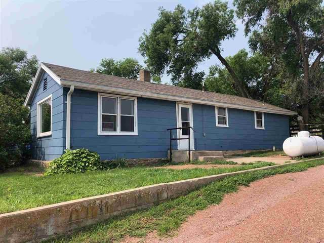 204 S 23rd Street, Hot Springs, SD 57747 (MLS #69217) :: Dupont Real Estate Inc.