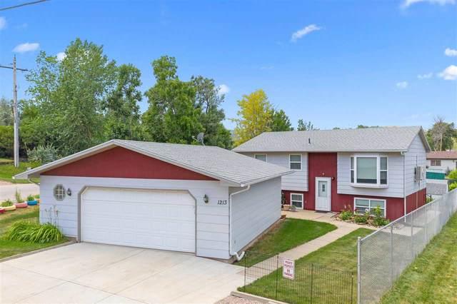 1213 9th Street, Sturgis, SD 57785 (MLS #69218) :: Dupont Real Estate Inc.