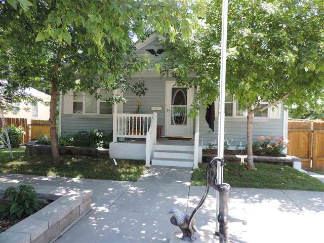 306 N 5th Street, Hot Springs, SD 57747 (MLS #69268) :: Daneen Jacquot Kulmala & Steve Kulmala