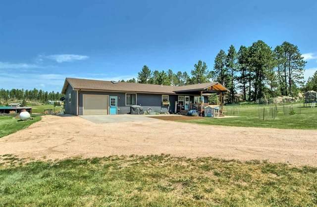 12056 Dakota Pine Road, Custer, SD 57730 (MLS #69276) :: Daneen Jacquot Kulmala & Steve Kulmala