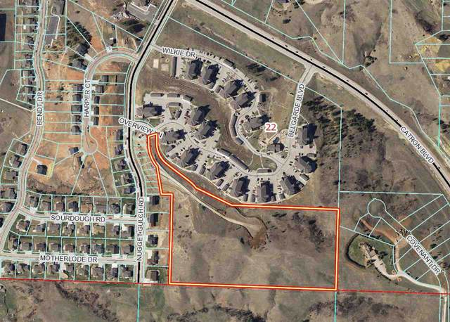5930 Overview Lane, Rapid City, SD 57702 (MLS #69286) :: Dupont Real Estate Inc.