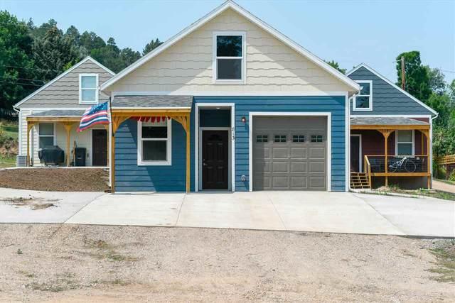 813 Pine Street, Whitewood, SD 57793 (MLS #69287) :: VIP Properties