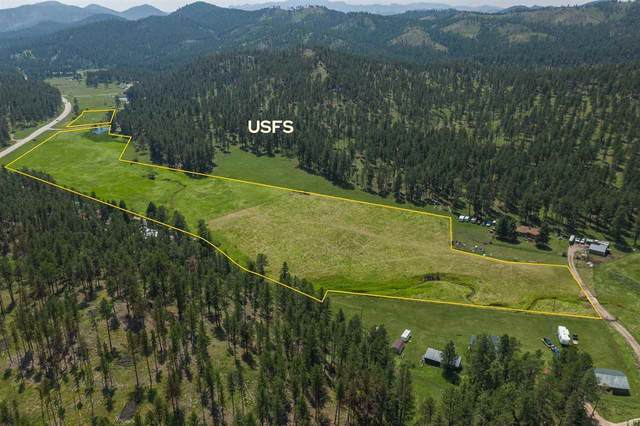 TBD Highway 385, Rapid City, SD 57702 (MLS #69296) :: Dupont Real Estate Inc.