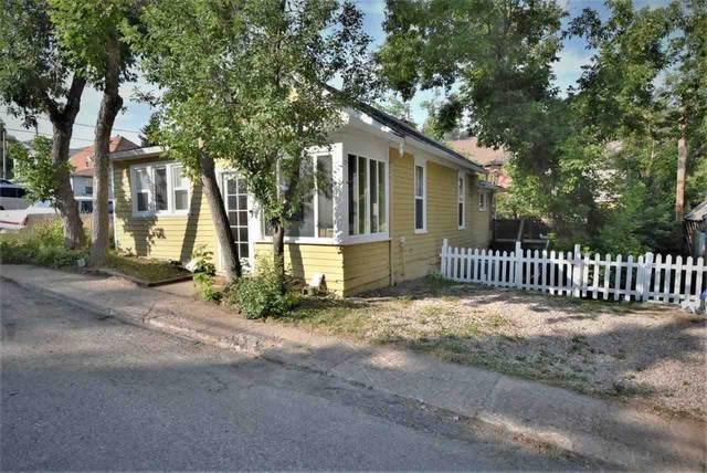 411 Sawyer Street, Lead, SD 57754 (MLS #69332) :: Daneen Jacquot Kulmala & Steve Kulmala