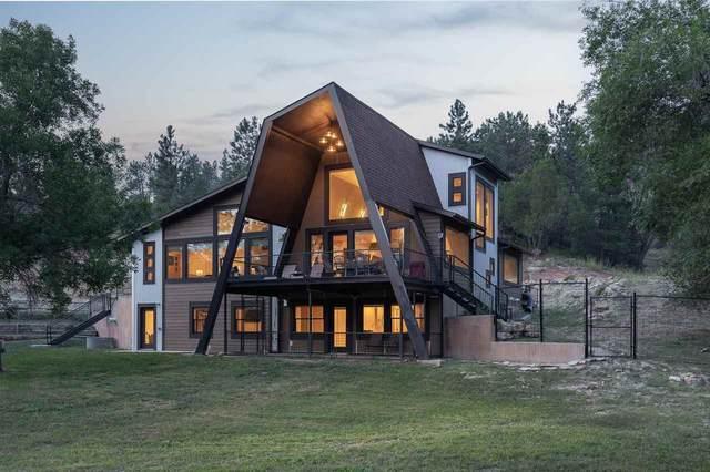 1 Canyon View Circle, Hot Springs, SD 57747 (MLS #69335) :: Dupont Real Estate Inc.