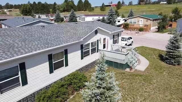 1778 Wild Rose Lane, Custer, SD 57730 (MLS #69336) :: Dupont Real Estate Inc.