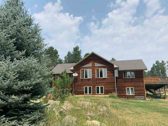 12129 Silver Star Drive, Custer, SD 57730 (MLS #69385) :: VIP Properties