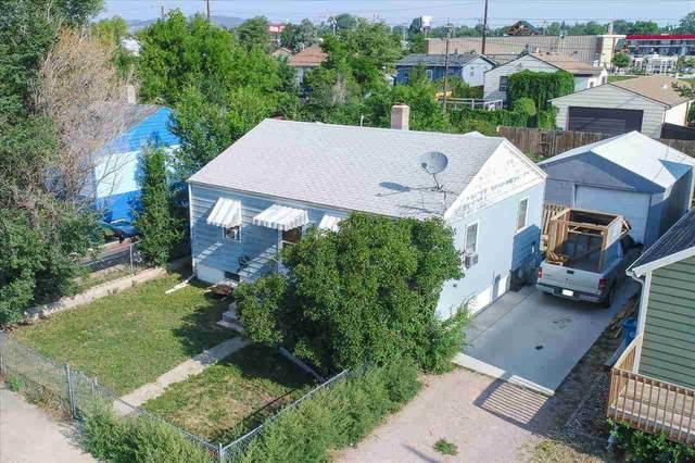518 E Philadelphia Street, Rapid City, SD 57701 (MLS #69465) :: VIP Properties
