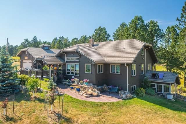 24933 Big Valley Trail, Custer, SD 57730 (MLS #69504) :: Daneen Jacquot Kulmala & Steve Kulmala