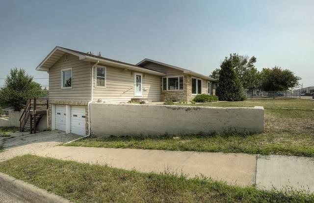 1103 Lawrence Street, Belle Fourche, SD 57717 (MLS #69594) :: VIP Properties