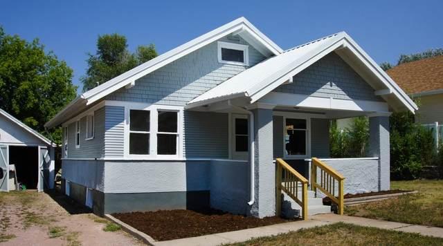 522 Battle Mountain Avenue, Hot Springs, SD 57747 (MLS #69621) :: Dupont Real Estate Inc.
