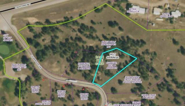TBD Clubhouse Drive, Hot Springs, SD 57747 (MLS #69632) :: VIP Properties