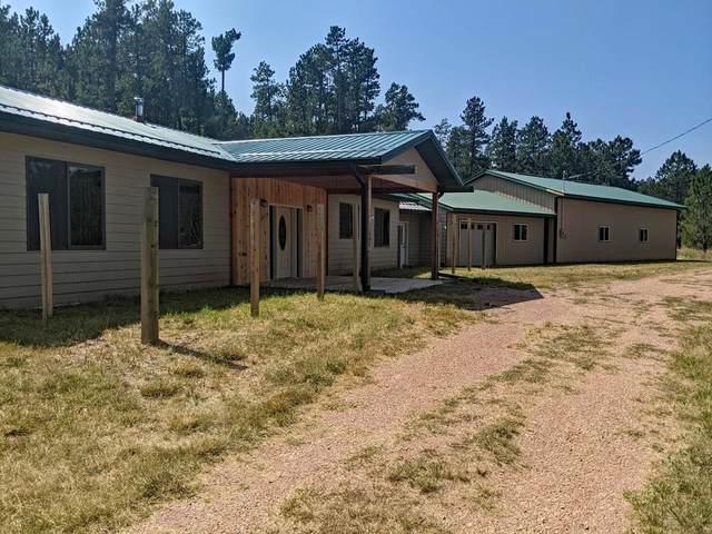 11983 Sundance Drive, Hot Springs, SD 57747 (MLS #69664) :: Daneen Jacquot Kulmala & Steve Kulmala