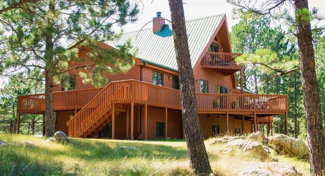 12346 Rose Place, Custer, SD 57730 (MLS #69670) :: VIP Properties
