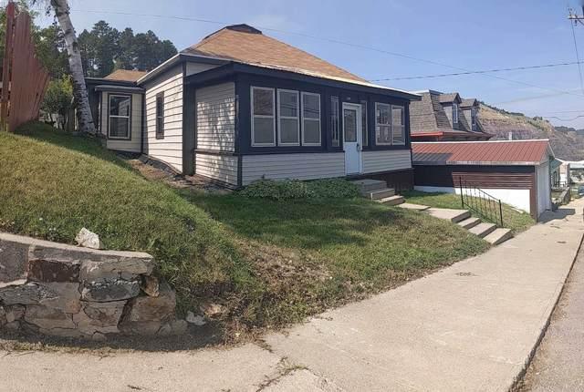 311 Bleeker Street, Lead, SD 57754 (MLS #69720) :: Black Hills SD Realty