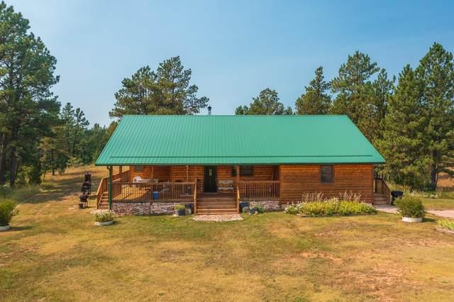 12857 Sapphire Lane, Hot Springs, SD 57747 (MLS #69746) :: Christians Team Real Estate, Inc.