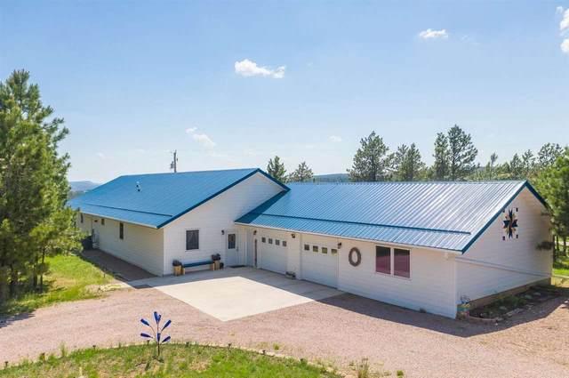 12901 Sapphire Lane, Hot Springs, SD 57747 (MLS #69772) :: Christians Team Real Estate, Inc.