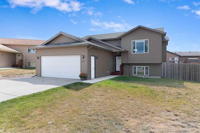 317 Bear Tooth Drive, Box Elder, SD 57719 (MLS #69781) :: VIP Properties