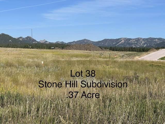Lot 38 Stone Hill, Custer, SD 57730 (MLS #69783) :: VIP Properties