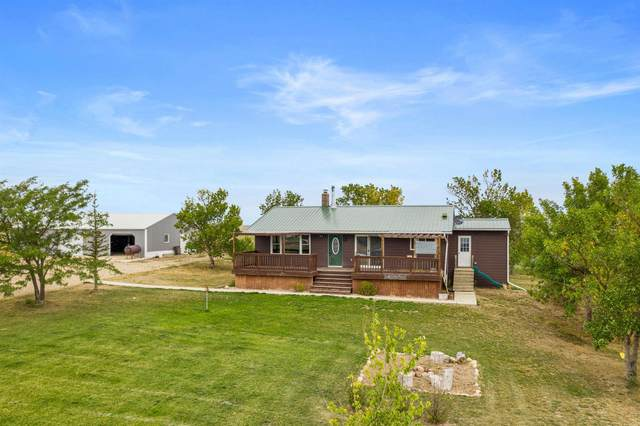 18424 Highway 79, Newell, SD 57760 (MLS #69800) :: Dupont Real Estate Inc.