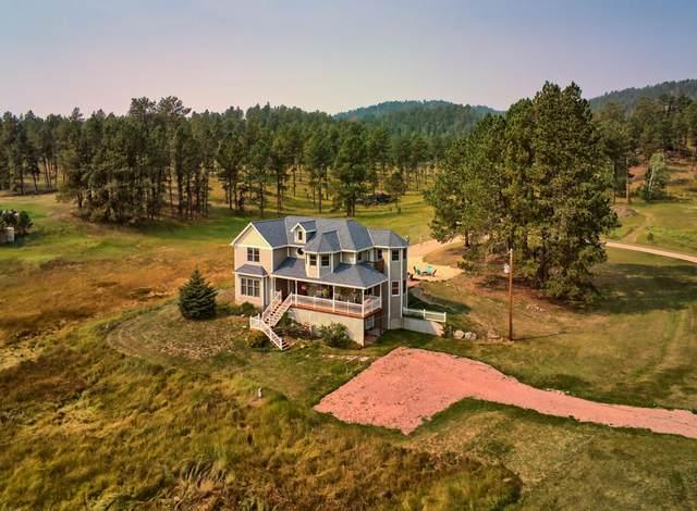 11836 Diamond Road, Custer, SD 57730 (MLS #69814) :: VIP Properties