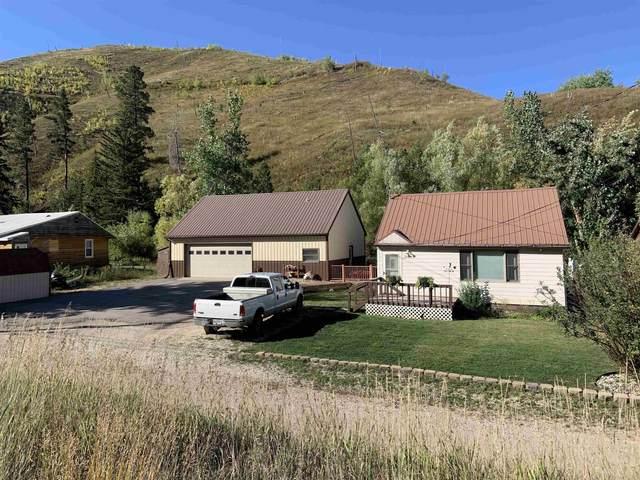 21053 US Highway 385, Deadwood, SD 57732 (MLS #69830) :: Daneen Jacquot Kulmala & Steve Kulmala