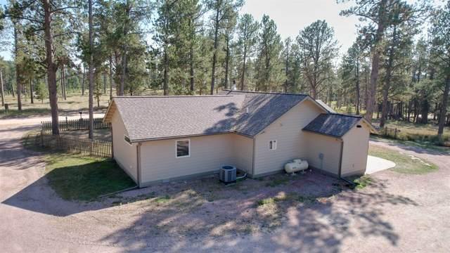 12390 Willow Creek Road, Custer, SD 57730 (MLS #69838) :: VIP Properties