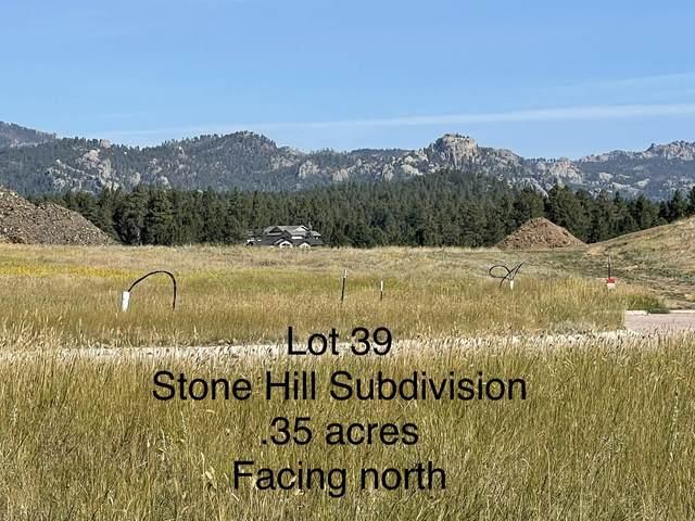 Lot 39 Stone Hill, Custer, SD 57730 (MLS #69850) :: VIP Properties