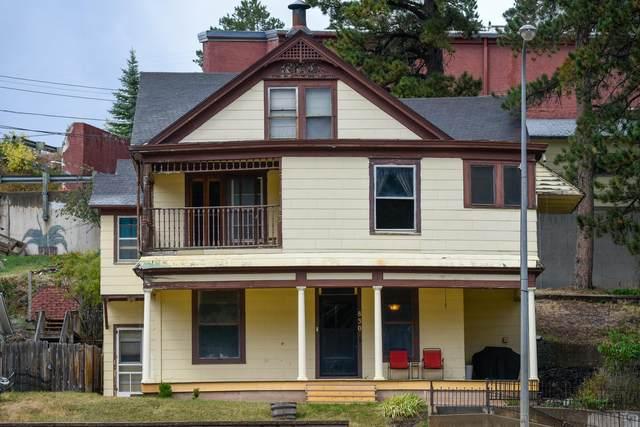 830 W Main Street, Lead, SD 57754 (MLS #69857) :: Black Hills SD Realty