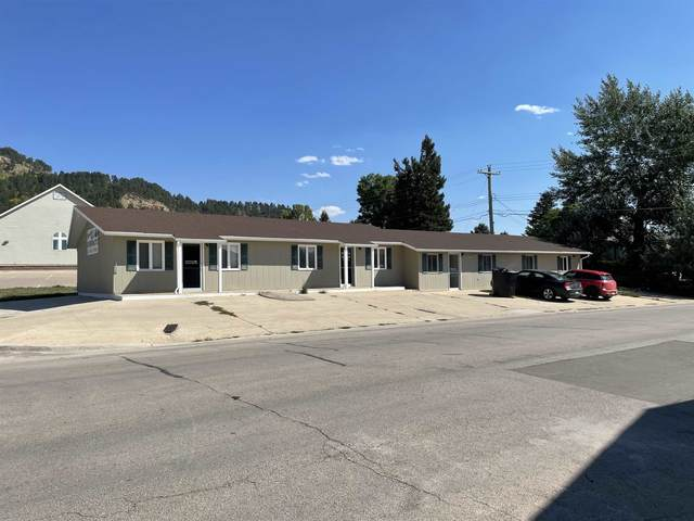 712 12th Street, Spearfish, SD 57783 (MLS #69861) :: Black Hills SD Realty