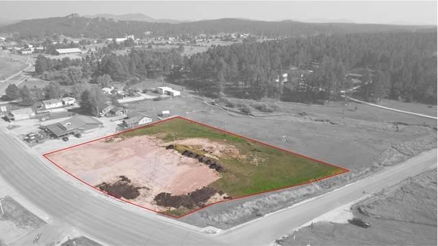 750 W Mt. Rushmore Road, Custer, SD 57730 (MLS #69864) :: Dupont Real Estate Inc.