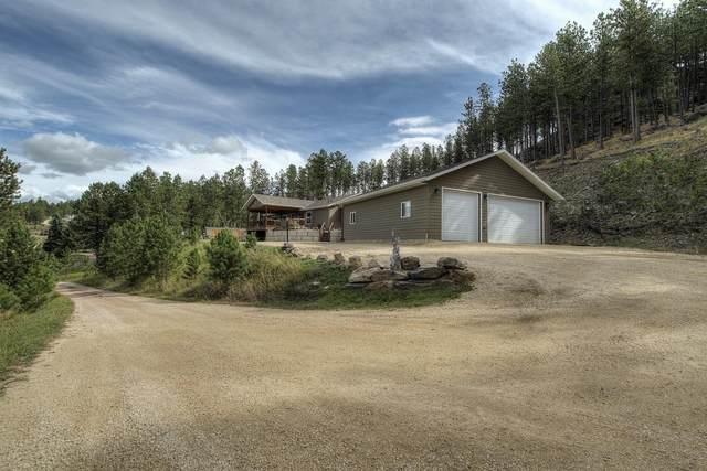 24954 Mica Ridge Road, Custer, SD 57730 (MLS #69867) :: VIP Properties