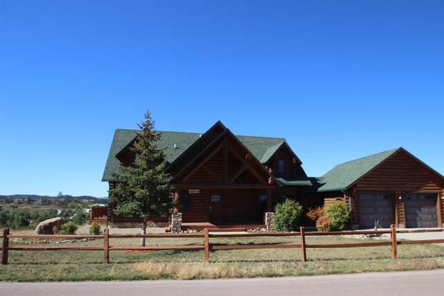 38 Tower View Drive, Hulett, WY 82720 (MLS #69871) :: VIP Properties