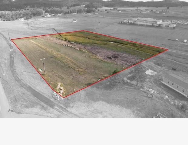 Lot C Washington Street, Custer, SD 57730 (MLS #69872) :: Dupont Real Estate Inc.