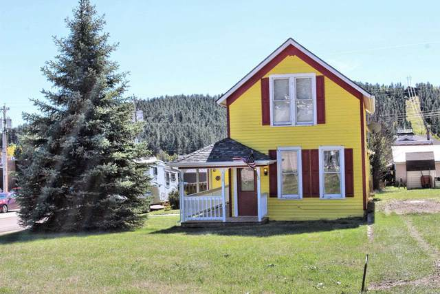 418 Harney Street, Custer, SD 57730 (MLS #69874) :: VIP Properties