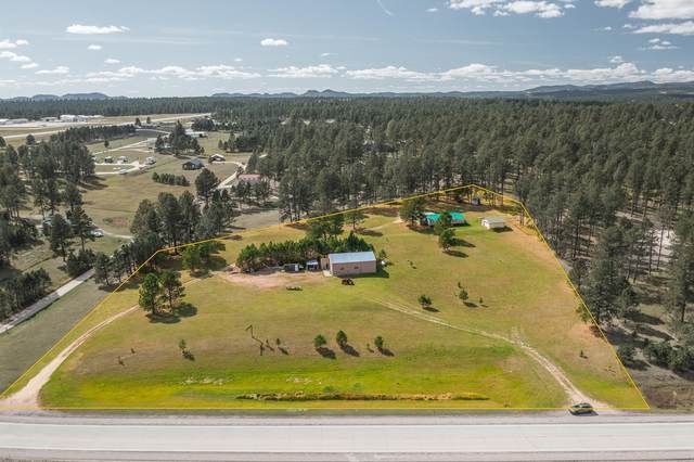 25305 Highway 385, Custer, SD 57730 (MLS #69880) :: Dupont Real Estate Inc.