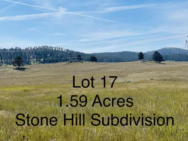 Lot 17 Sidney Park Road, Custer, SD 57730 (MLS #69884) :: VIP Properties