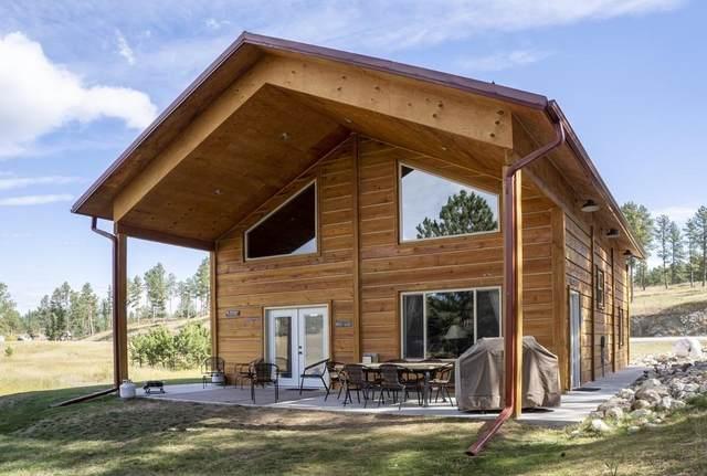 25619 Highway 385, Custer, SD 57730 (MLS #69899) :: Dupont Real Estate Inc.