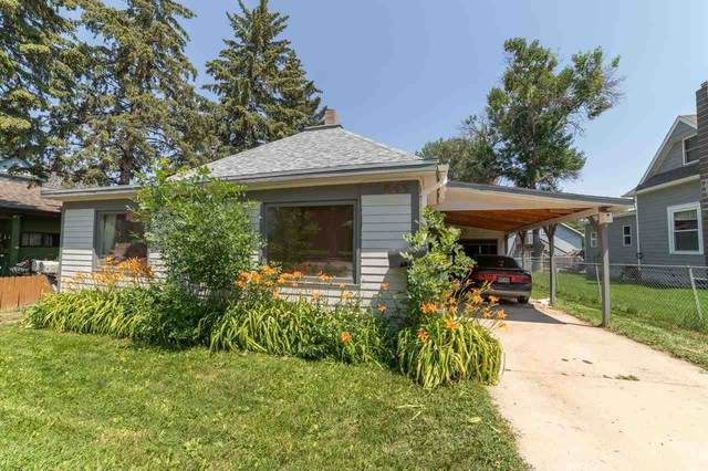 845 6th Avenue, Belle Fourche, SD 57717 (MLS #69903) :: Dupont Real Estate Inc.