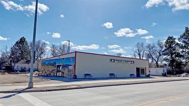 1705 University Avenue, Hot Springs, SD 57747 (MLS #69907) :: Dupont Real Estate Inc.
