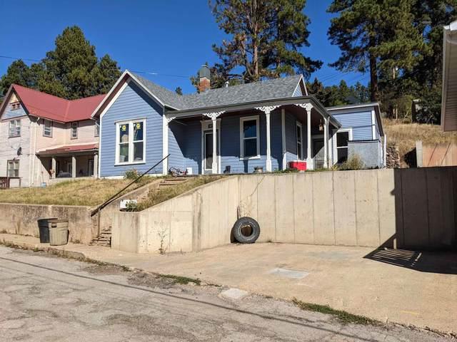 518 Railroad Avenue, Lead, SD 57754 (MLS #69929) :: Dupont Real Estate Inc.