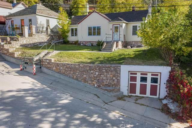 41 Taylor Avenue, Deadwood, SD 57732 (MLS #69933) :: VIP Properties