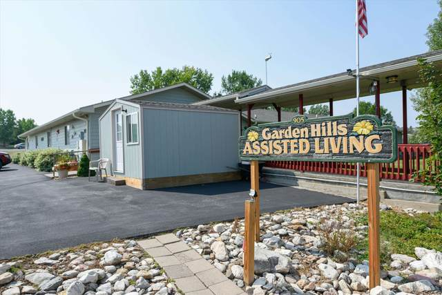 825 & 905 S 34th Street, Spearfish, SD 57783 (MLS #69941) :: Dupont Real Estate Inc.