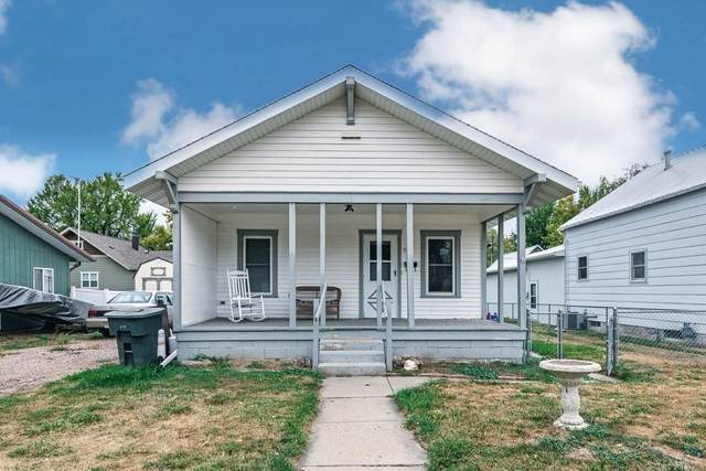 811 Lawrence Street, Belle Fourche, SD 57717 (MLS #69951) :: Christians Team Real Estate, Inc.