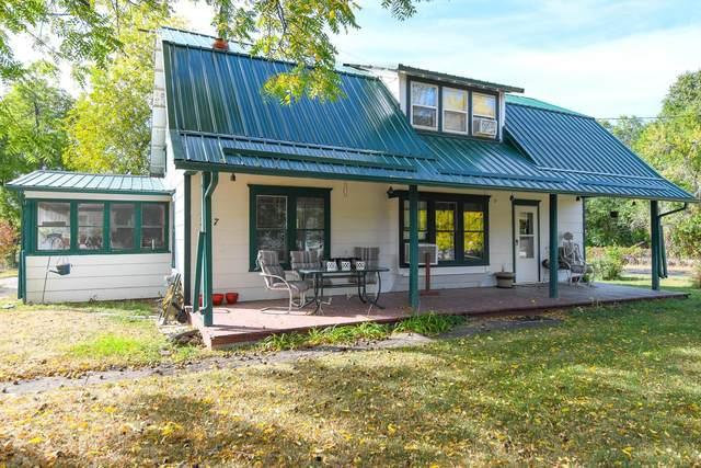327 Evans Lane, Spearfish, SD 57783 (MLS #69996) :: Black Hills SD Realty