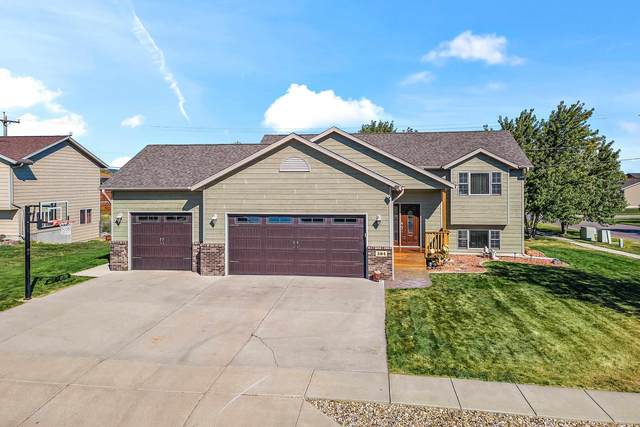 584 Field View Drive, Rapid City, SD 57701 (MLS #69997) :: Dupont Real Estate Inc.