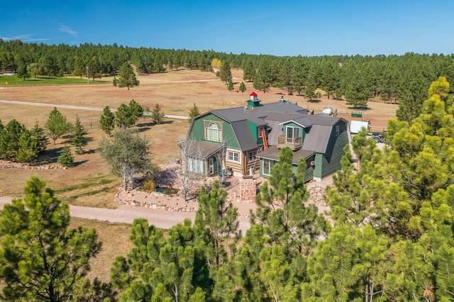 13823 Box Canyon Road, Hermosa, SD 57744 (MLS #70019) :: VIP Properties