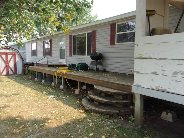 1224 Ash Street, Whitewood, SD 57793 (MLS #70021) :: Black Hills SD Realty