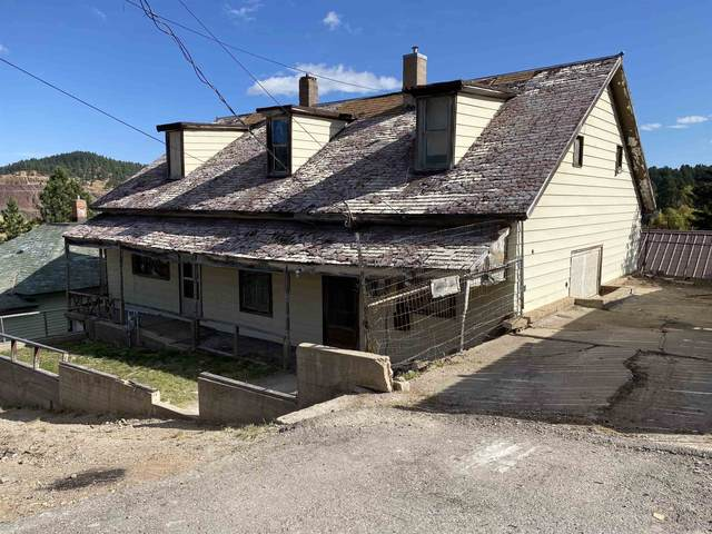 132 Stone Street, Lead, SD 57754 (MLS #70037) :: Dupont Real Estate Inc.